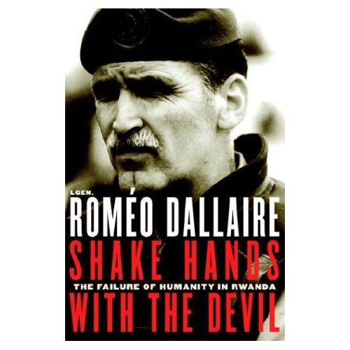 "Cover of Dellaire's ""Shake Hands with the Devil"""